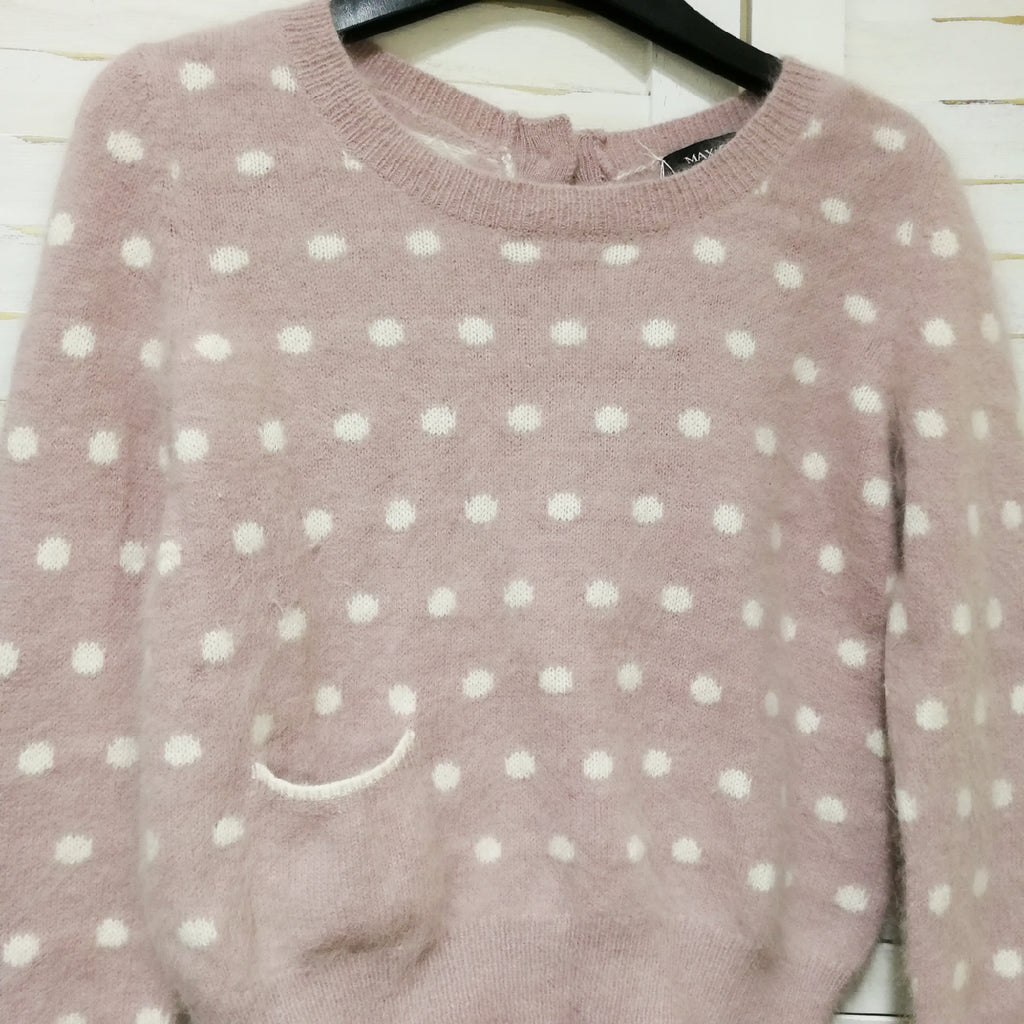 Max & Co. dotted sweater
