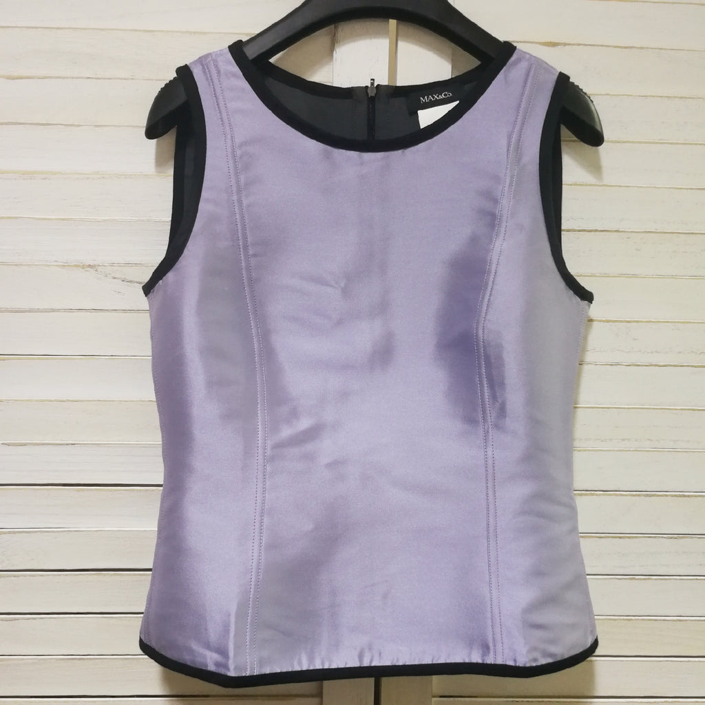 Max & Co. shell top