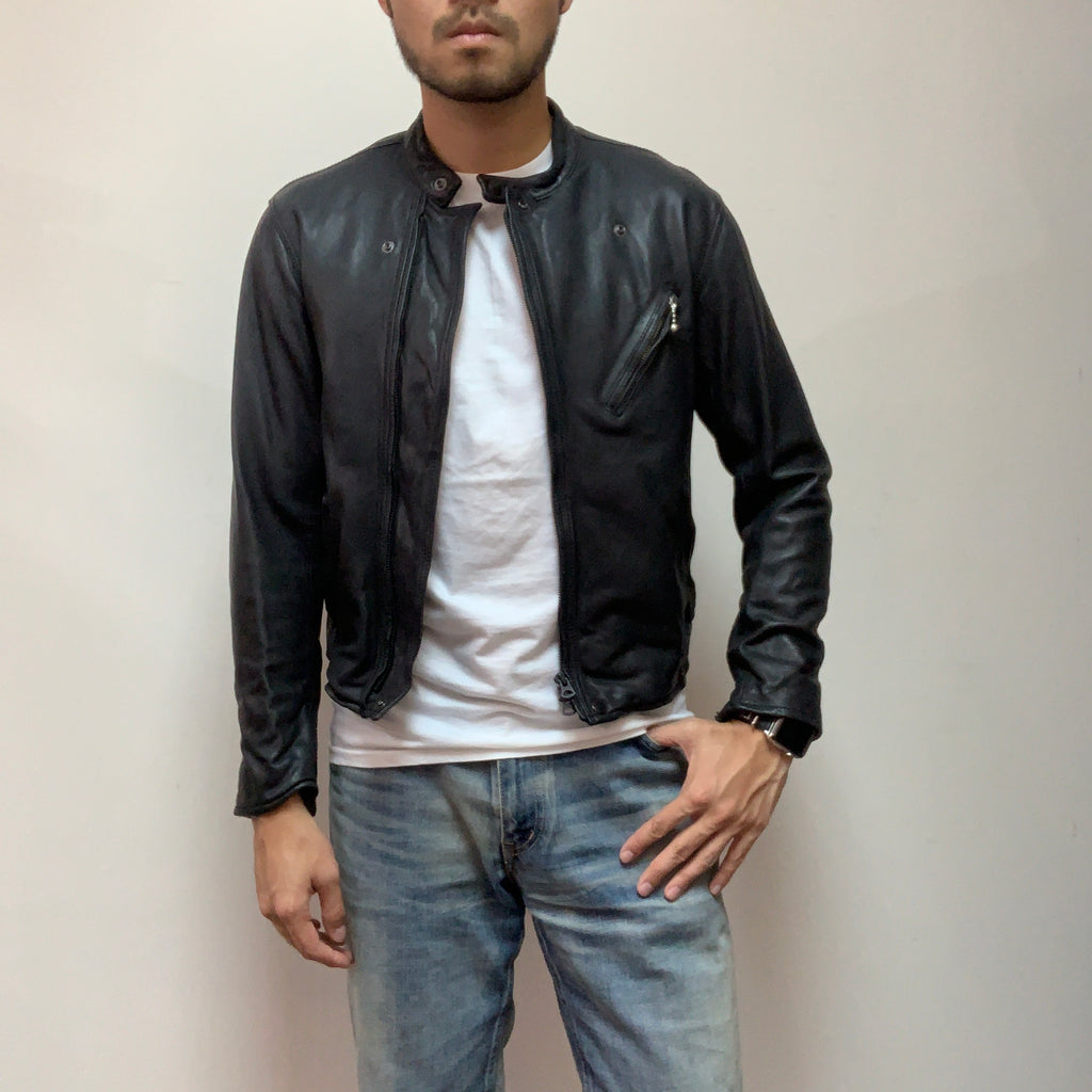 Beauty & Youth Sheep leather Jacket