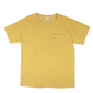 Noah Pocket Tee (Mustard Colour)