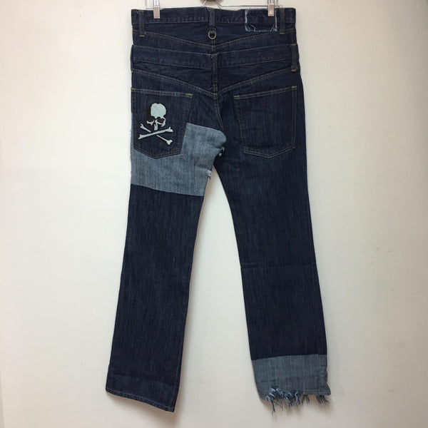 Mastermind Japan Majestic Unwashed Jeans