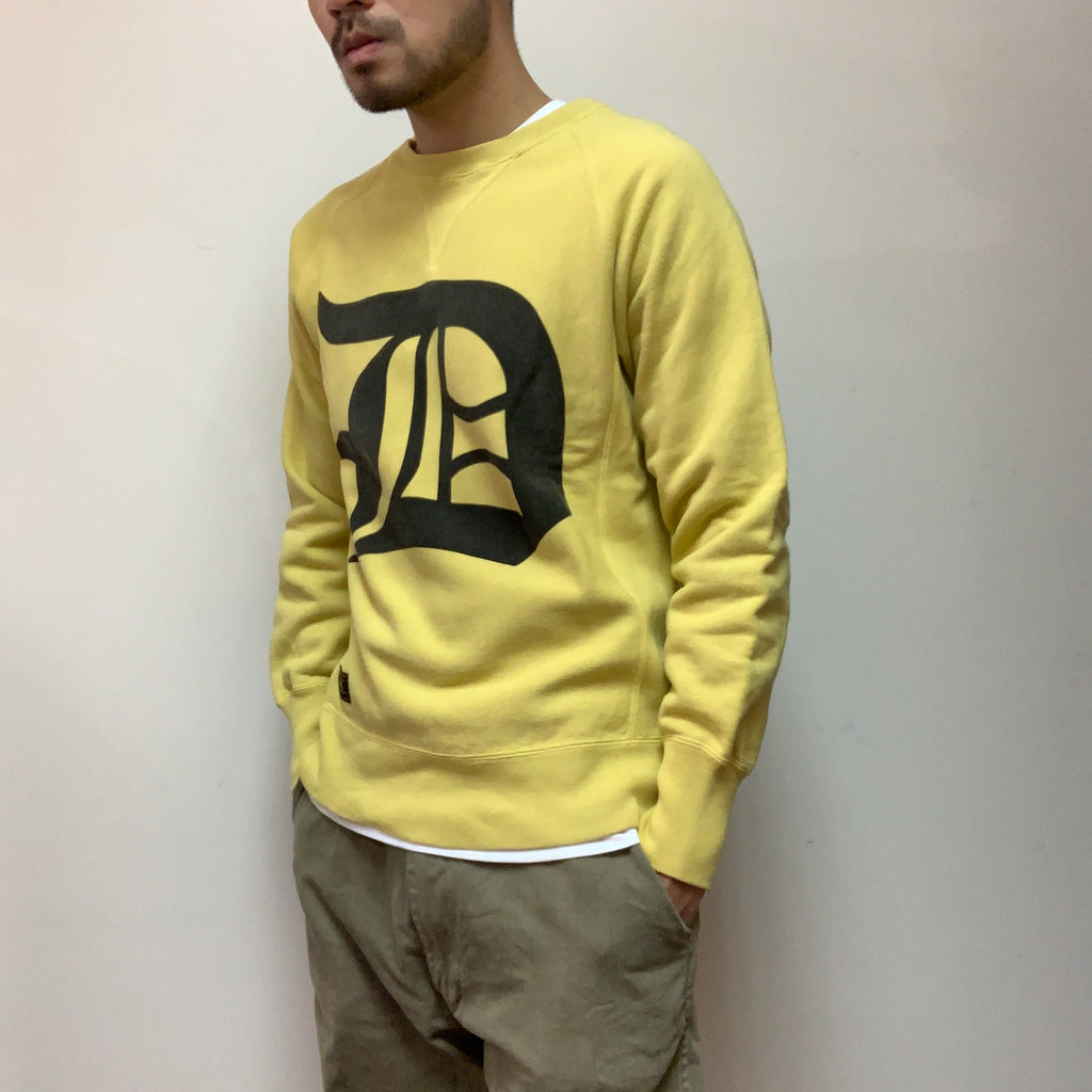 Wtaps EX 30 Collection D Logo Crewneck