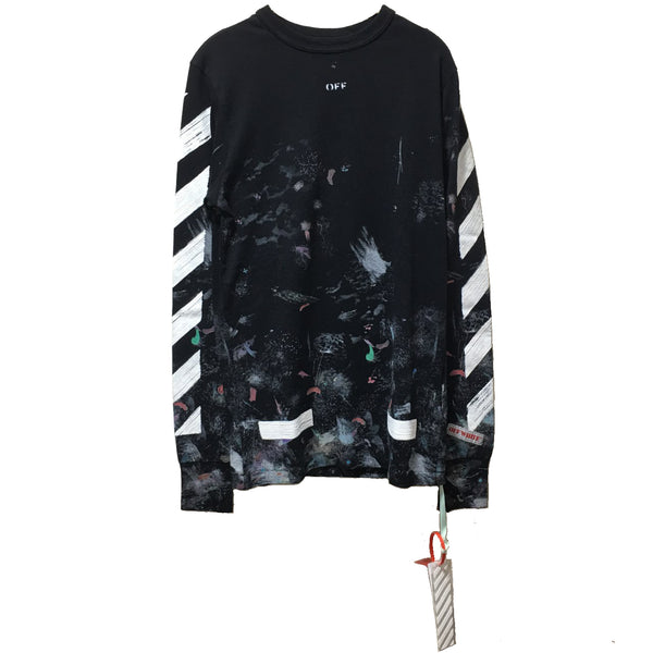 Off-White L/S Tee