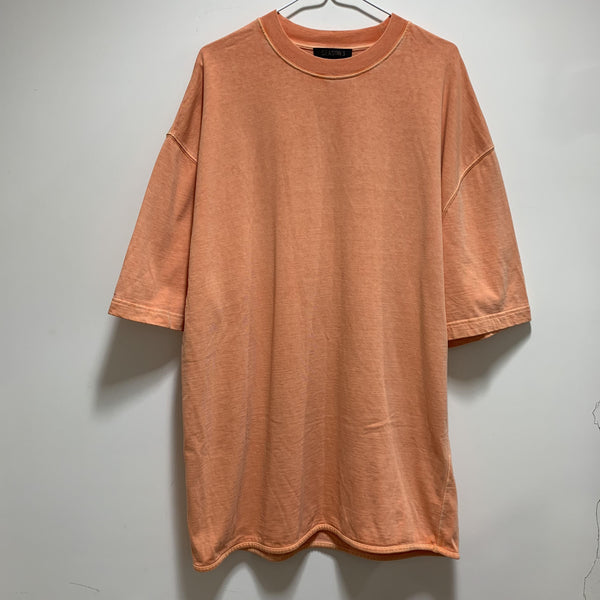 Yeezy Season 3 Oversize Tee Peach Color