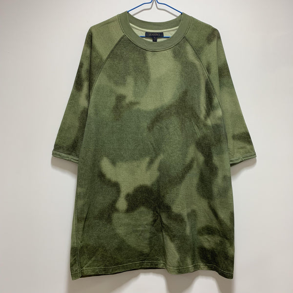 Yeezy Season 3 Oversize Tee Camo Color