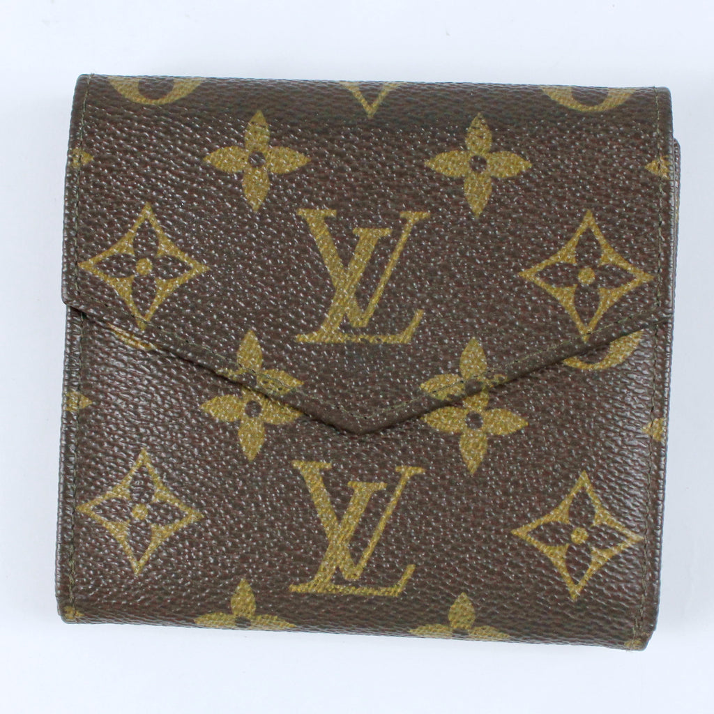Louis Vuitton LV Monogram Two-Pocket Wallet 02