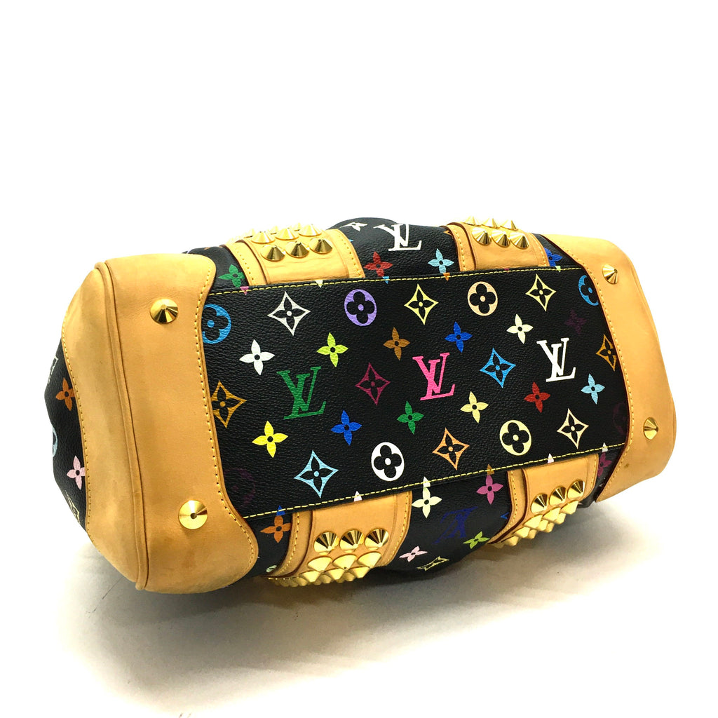 Louis Vuitton Multicolour Monogram Courtney Bag