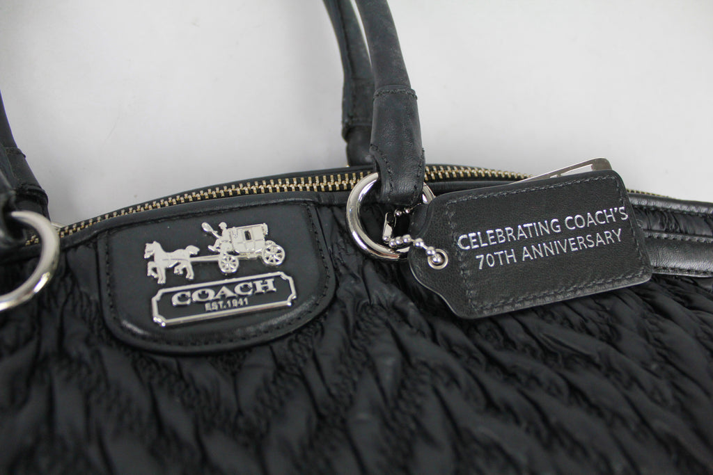 Coach 70th Anniversary Edition Madison Quilted Bag