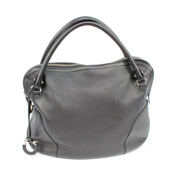 Salvatore Ferragamo leather handbag