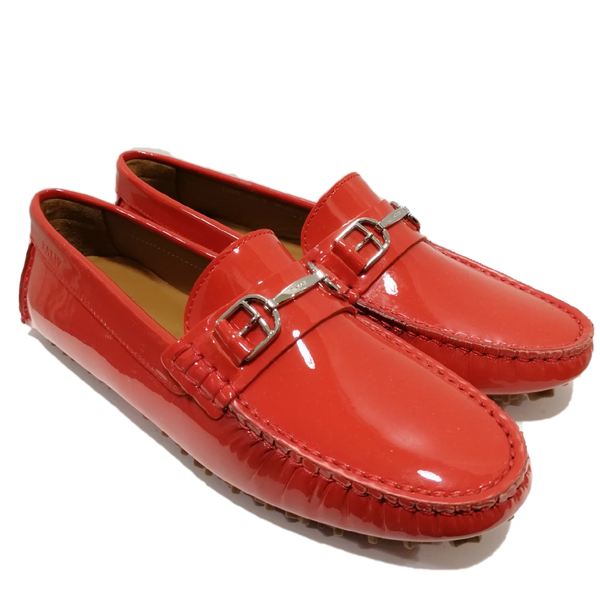 Bally Liya Patent Leather Loafer