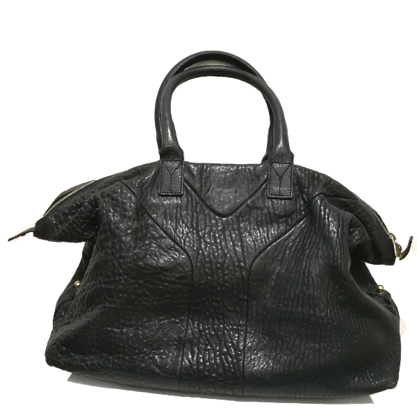 Yves Saint Laurent Y logo leather easy bag
