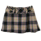 Max & Co. checked mini skirt