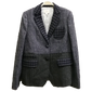 Brooks Brothers patchwork tweed blazer