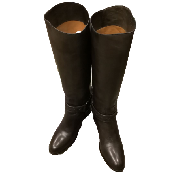 Sartore leather high boots