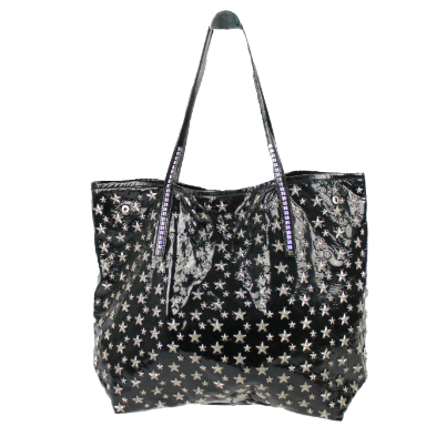 Jimmy Choo star stud tote bag