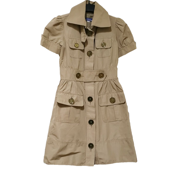Burberry Blue Label trench dress