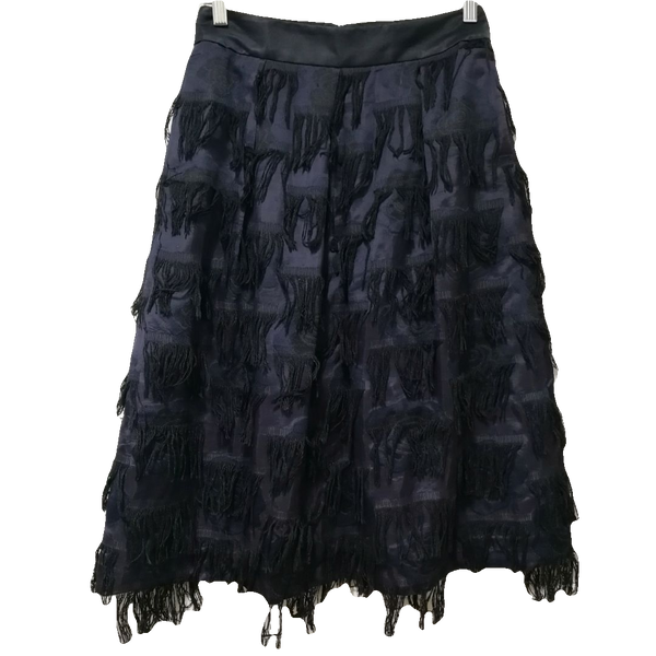Max & Co. Boutique tassle midi skirt