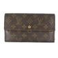 Louis Vuitton LV Monogram Long Wallet