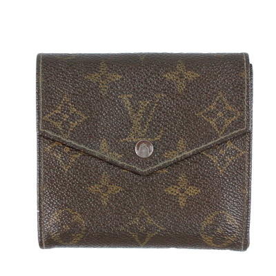 Louis Vuitton LV Monogram Two-Pocket Wallet 01