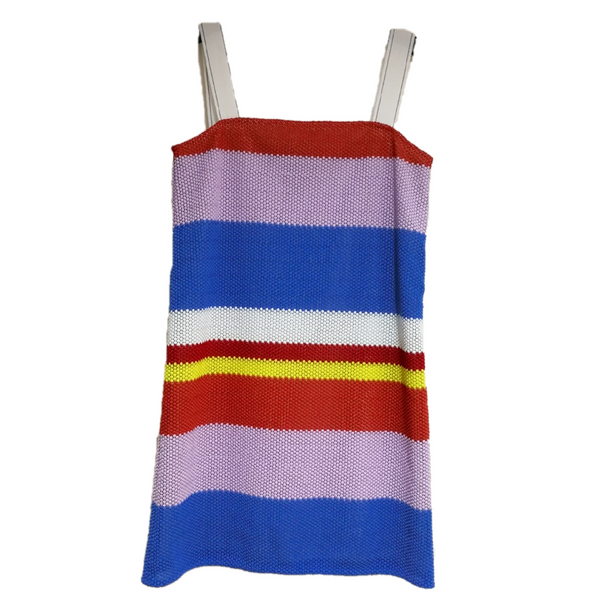 Sportmax Code striped summer dress