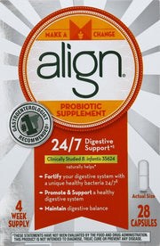 Align Daily Probiotic Supplement 4mg Capsules