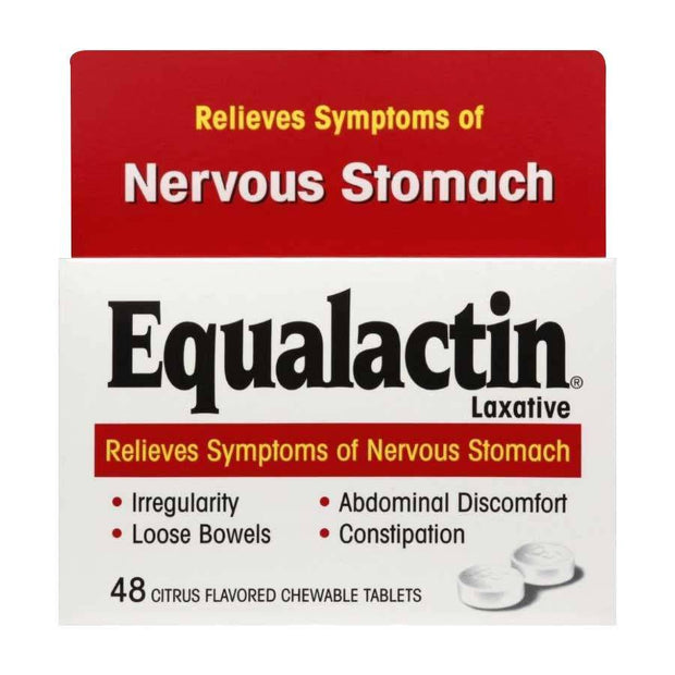 Equalactin Nervous Stomach Chewables