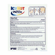 Icy Hot Medicated Extra Strength Back Patch