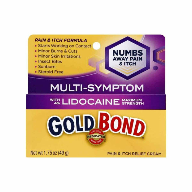Gold Bond Pain & Itch Relief Cream