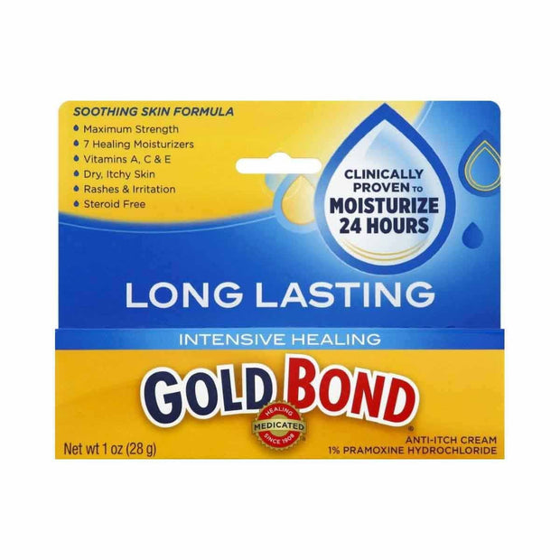 Gold Bond Intensive Healing Cream