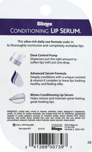 Blistex Lip Serum Conditioning