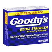 Goody's Extra Strength Headache Powder Packets