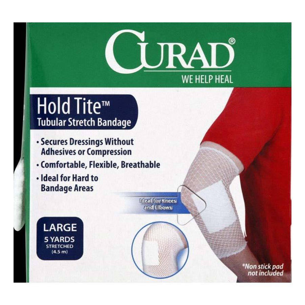 Curad Hold Tight Elastic Net Sleeve