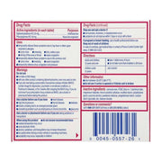 Benadryl Allergy Plus Congestion Tablets