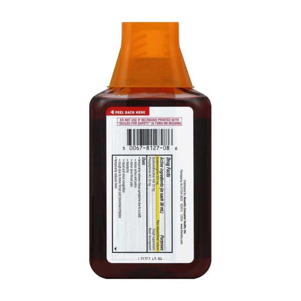 Theraflu ExpressMax Severe Cold + Cough Day Berry Liquid