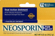 Neosporin + Pain Relief Max Strength Ointment