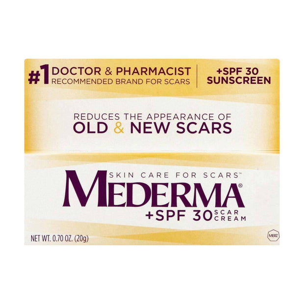 Mederma Skin Care For Scars SPF30 Cream