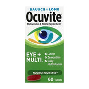 Ocuvite Eye Health + Multivitamin Tablets