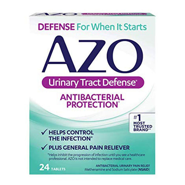 AZO Urinary Tract Defense Antibacterial Protection Tablets