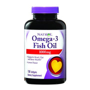 Natrol Omega-3 1000mg Softgels