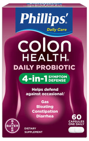 Phillips' Colon Health Daily Probiotic Capsules
