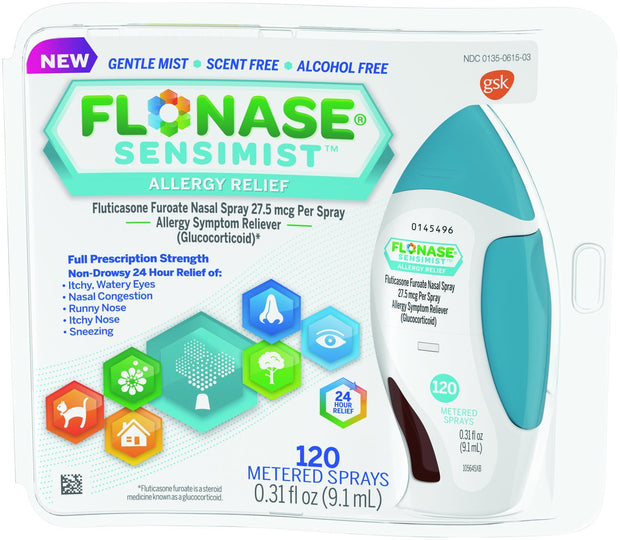 Flonase Sensimist Allergy Relief Nasal Spray