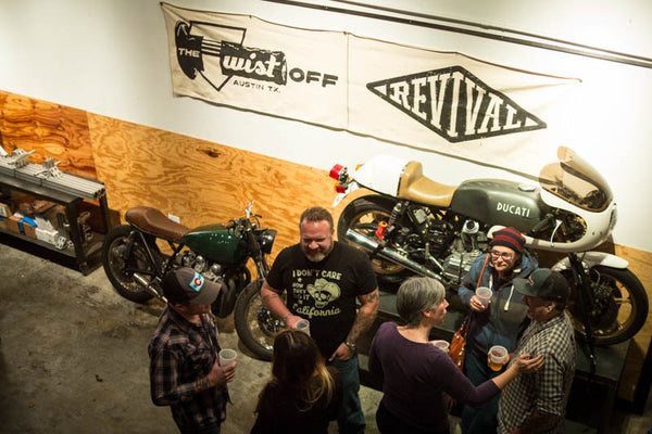 Revival Cycles' 8th Anniversary Party
