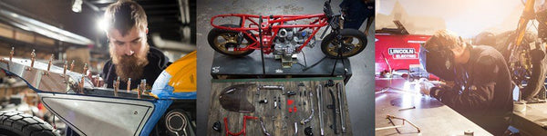 Revival Cycles Fabrication photos