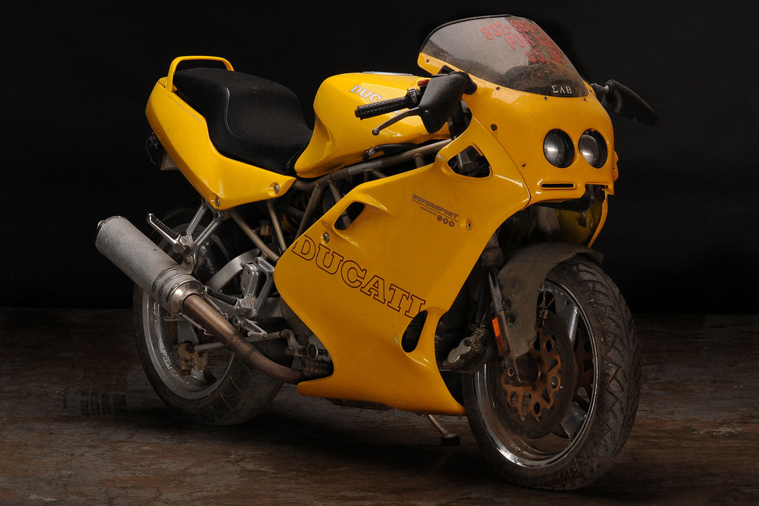 Revival Cycles Custom Build 1997 Ducati 900ss Sp J63 Monza Wiring Diagram The Time Has Come To Tear Down Our Project