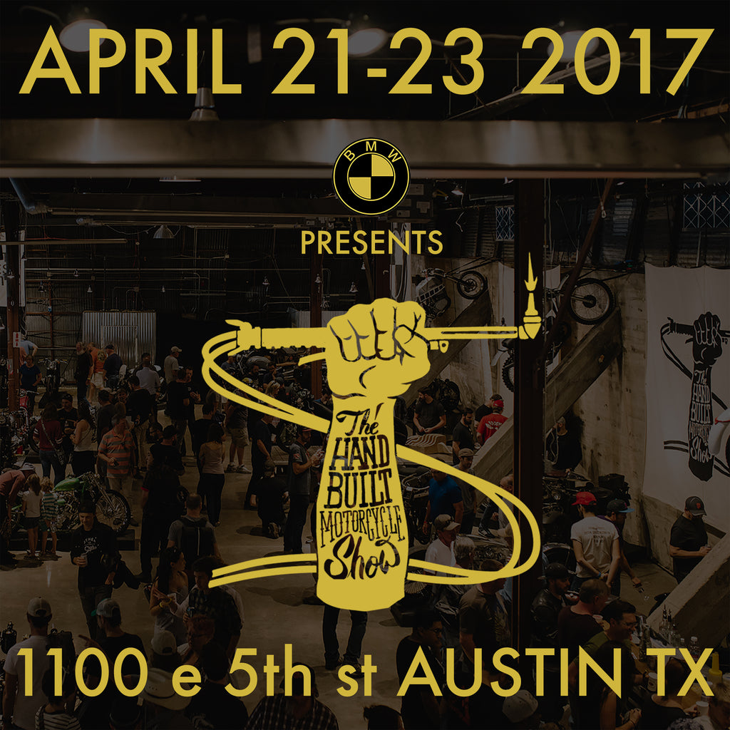 The 2017 Handbuilt Show in Austin TX