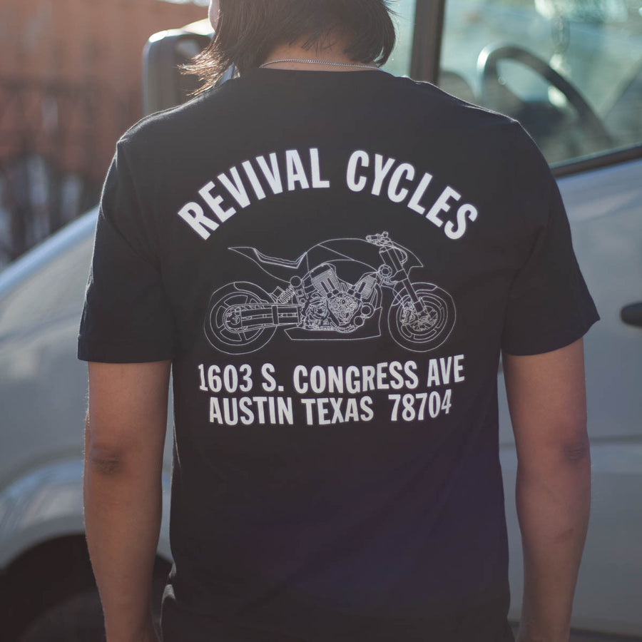 The Revival 140 T-Shirt - Revival Cycles