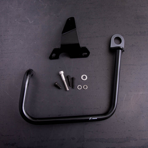 Right Side Saddlebag Luggage Support for BMW R nineT - Revival Cycles