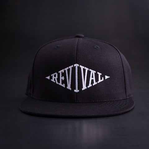 Revival Diamond Fitted Hat