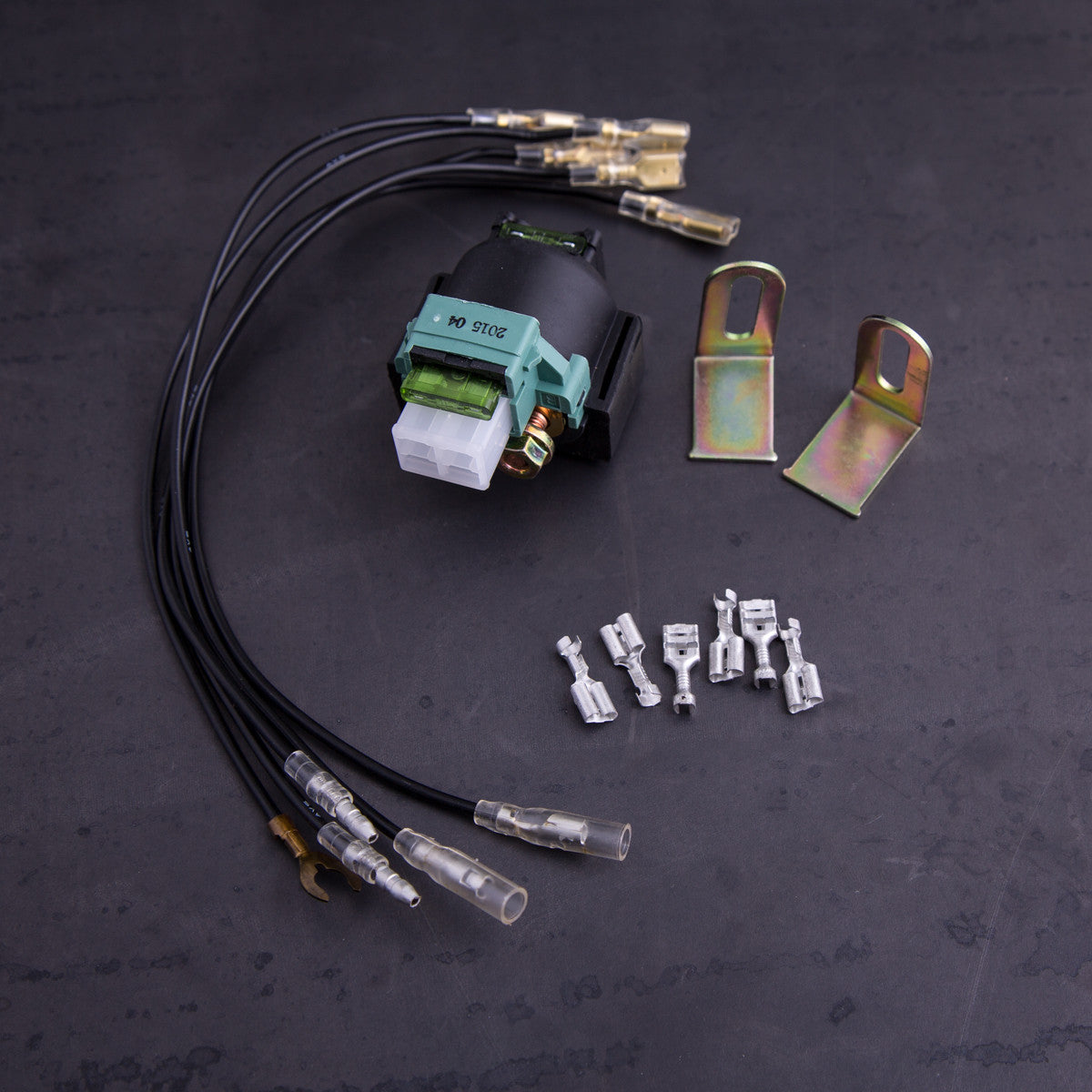 universal starter relay revival cycles gm starter solenoid wiring diagram universal starter relay solenoid revival cycles