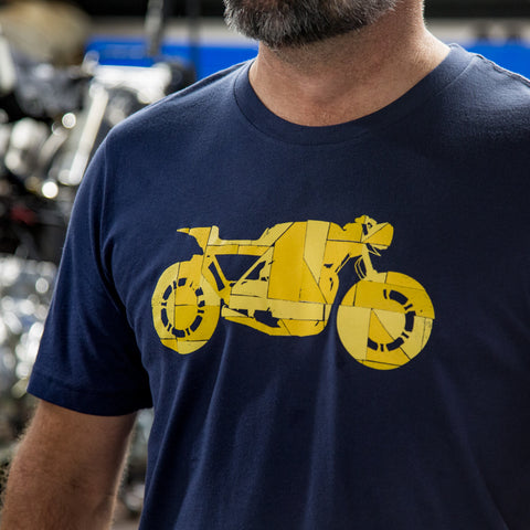 Revival Cycles GeoGuzzi T-Shirt